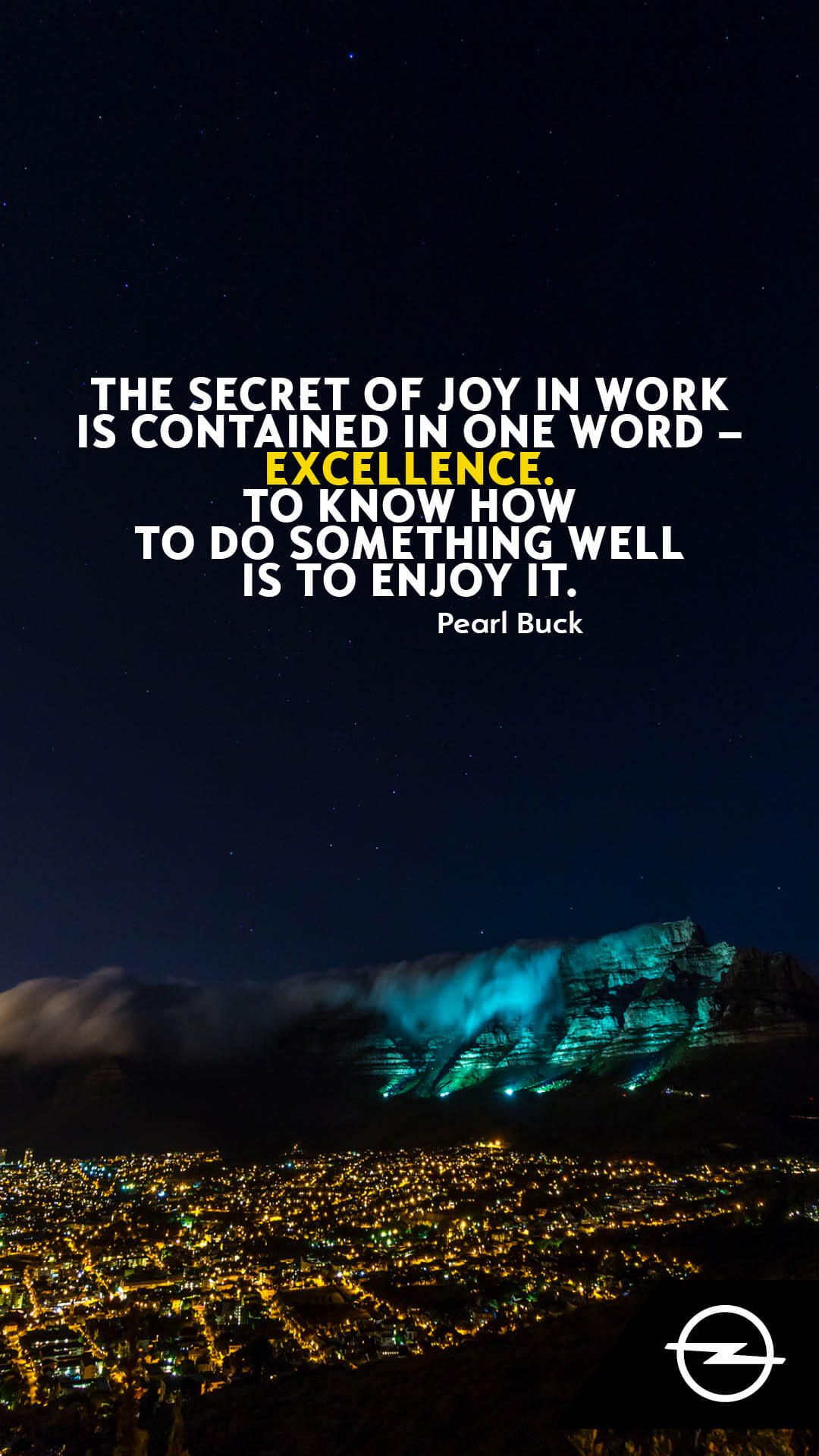 The secret of joy in work is contained in one word - excellence. To know how to do something well is to enjoy it.